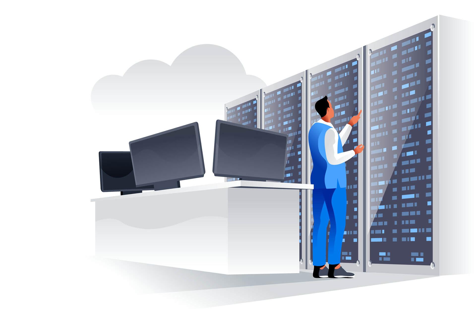 Data center security auditing