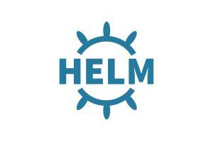 Helm logo.