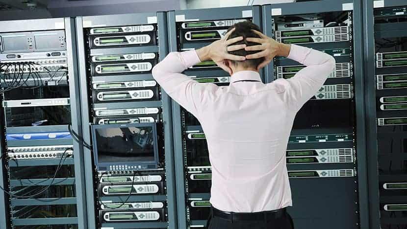 Data Center Operators Failures