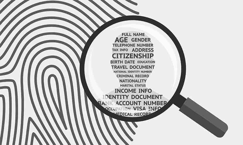 EU GDPR Personal Data