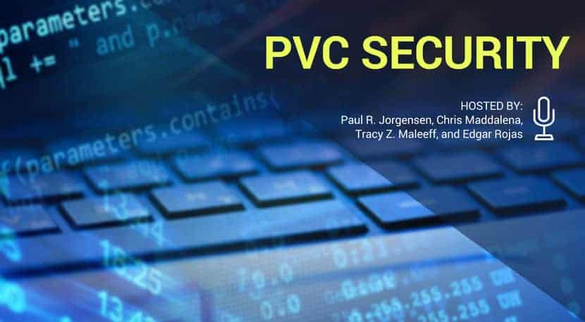 PVC Security Podcast
