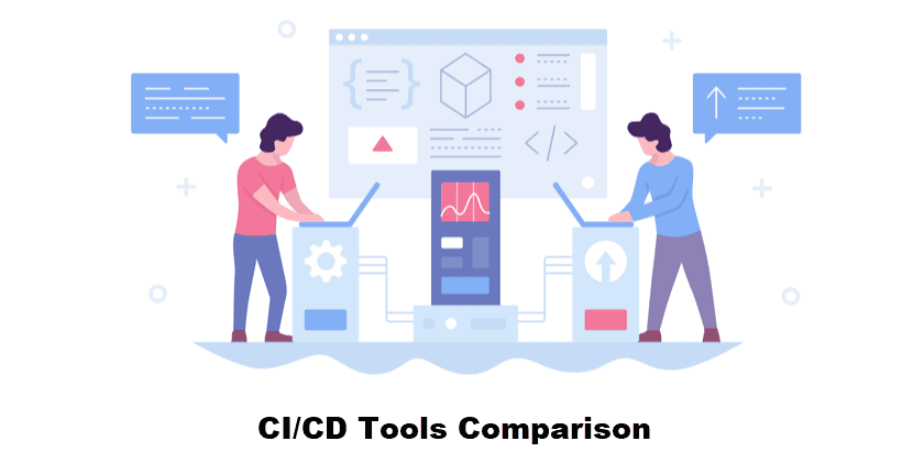 A list and comparison of best ci/cd tools.