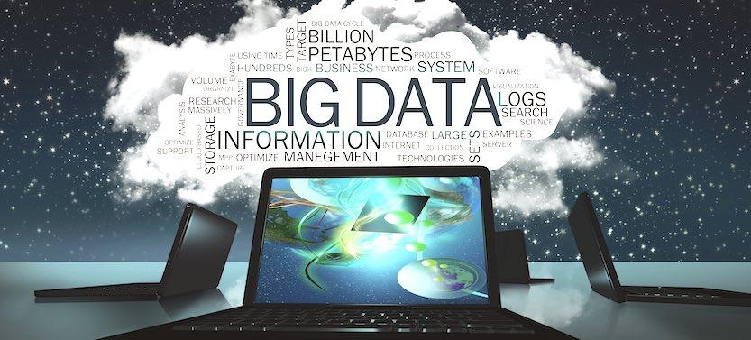 Hyperscale data center serves big data