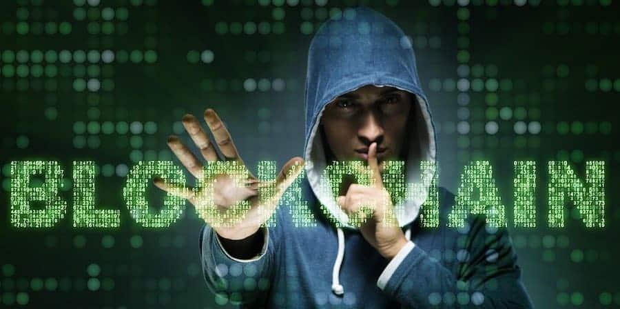 crypto Malware hacker and blockchain security