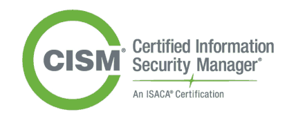 certified information security manager from ISACA