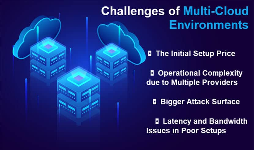 Challenges of multi-cloud