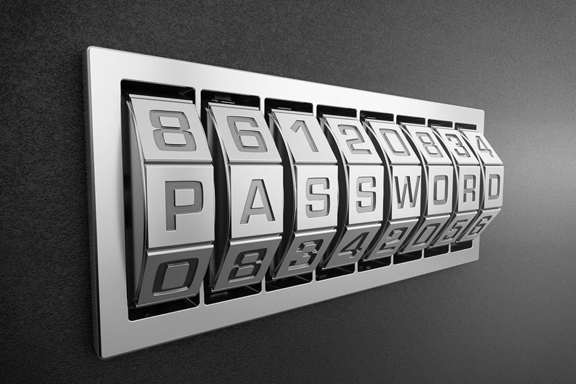 Cracking passwords using brute force.