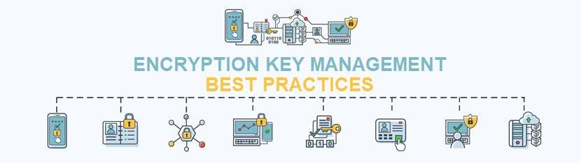 Encryption key management best practices intro