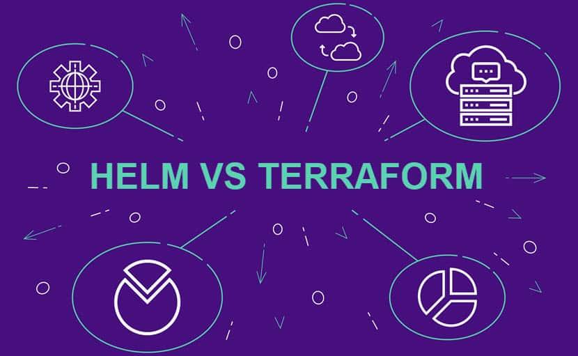 Helm vs terraform (comparison)