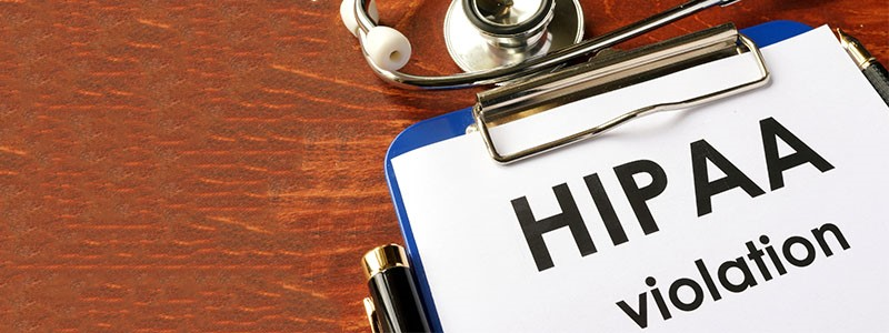 breaches of HIPAA lead to fines and penalties