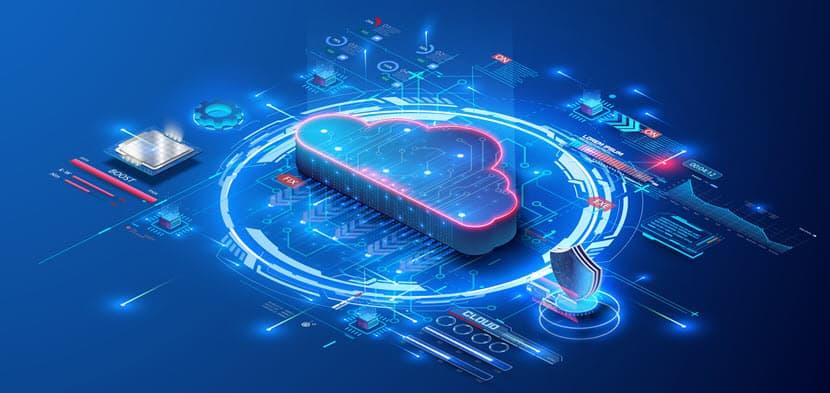 Intel Xeon 3rd Gen powering Bare Metal Cloud and Data Security Cloud