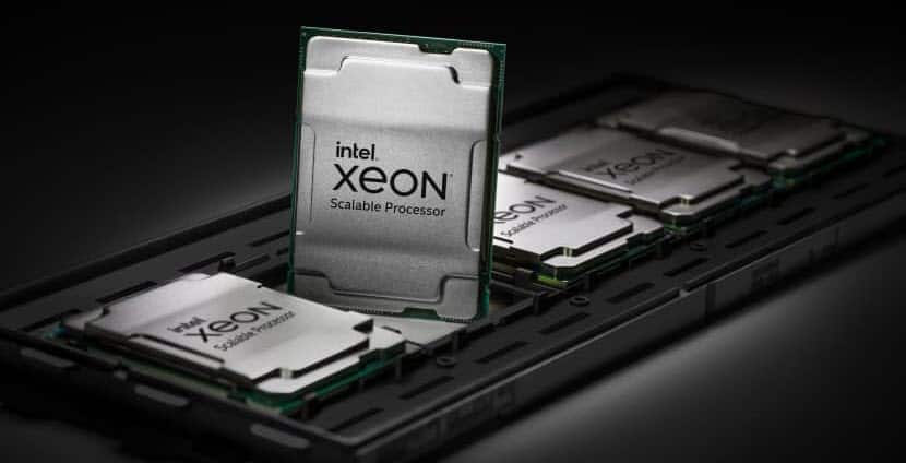 3rd generation Intel Xeon scalable
