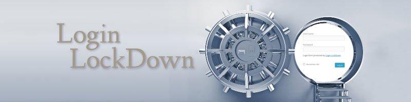 login lockdown plugin image