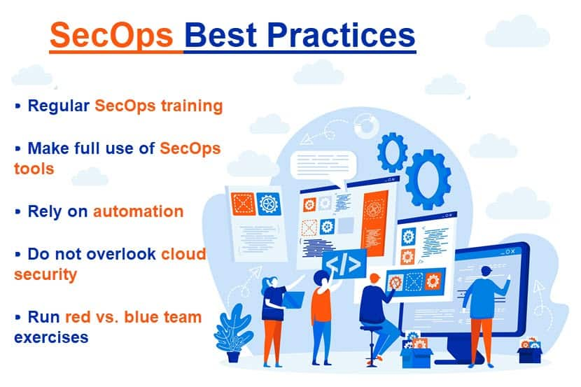 SecOps best practices