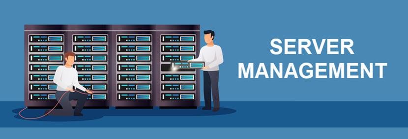 Server management