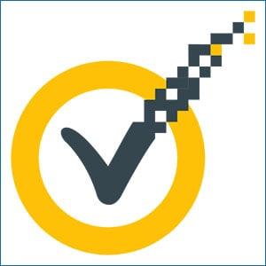 Symantec Blogs logo.