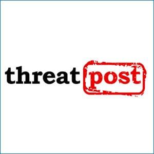 Threatpost logo.