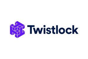 Twistlock logo.