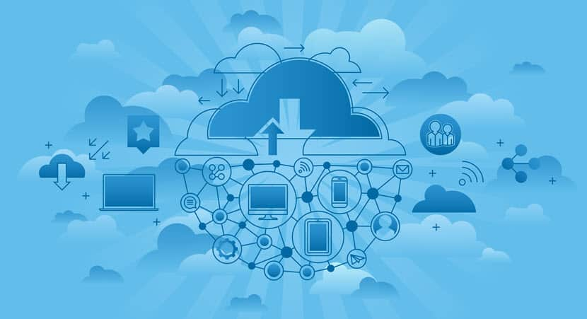 Types of hybrid cloud architecture