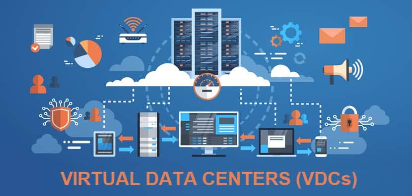 Virtual data center (VDC)