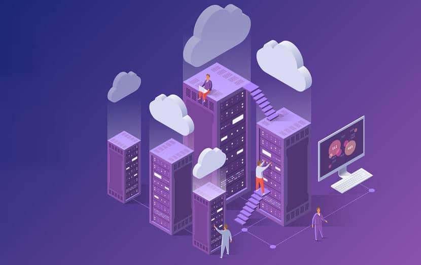 Virtual data centers (VDCs)