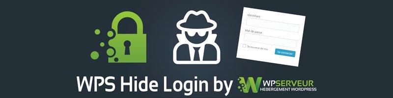 wps hide login by wpserveur