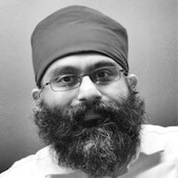 Amar Singh headshot from Cyber Management Alliance