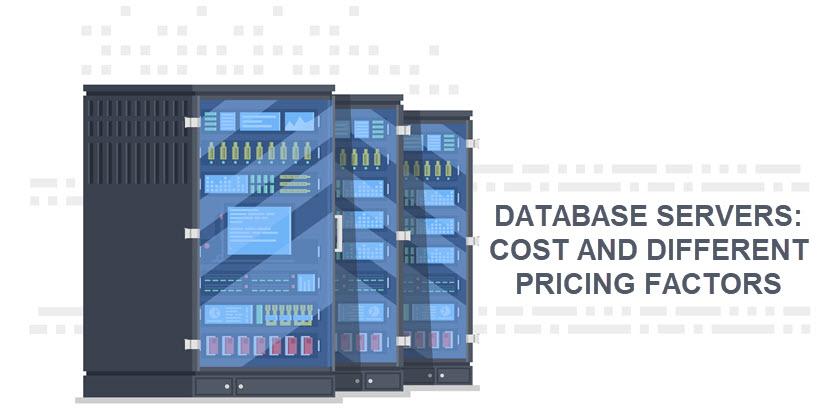 Database server price