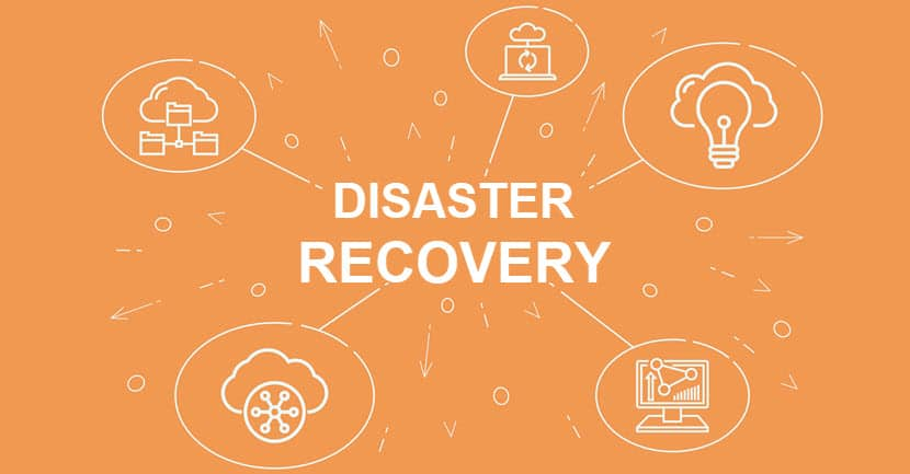 What is disaster recovery (intro)