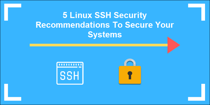 Five tips and best practices on how to improve SSH security