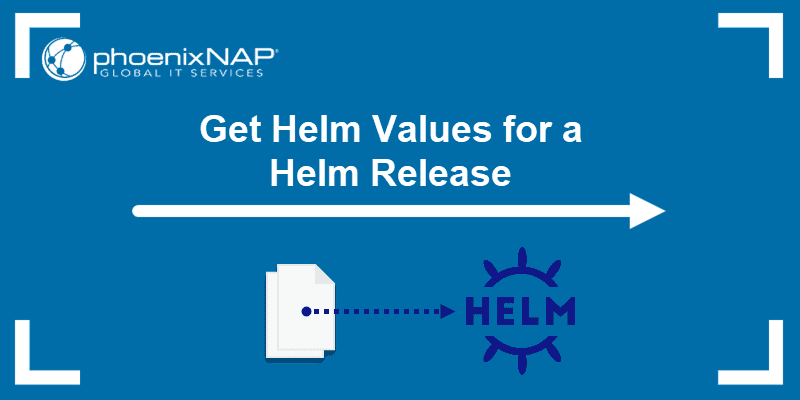 Get Helm Values for a Helm Release