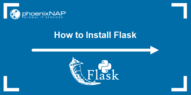 How to Install Flask