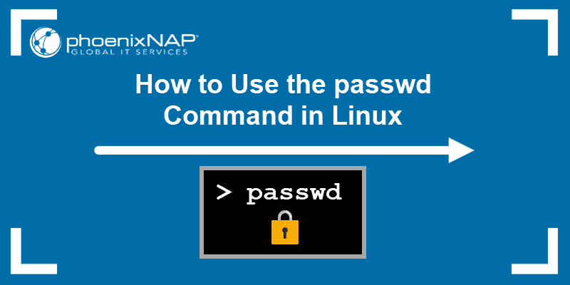How to Use the passwd Command in Linux
