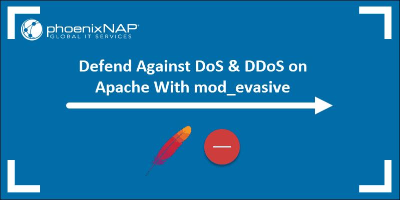 Apache mod_evasive guide.
