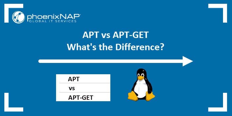 Article explaining the differences between apt and apt-get.
