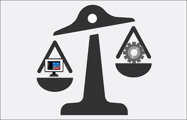 Balance hardware resources to optimize a mysql database