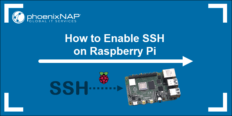 tutorial on enabling SSH on Raspberry Pi