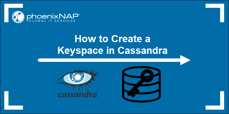 Guide on how to create a keyspace in Cassandra.