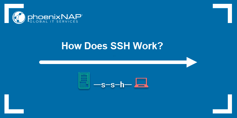 How does SSH work?