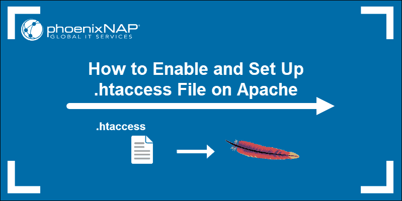 How to Enable and Set Up .htaccess File on Apache Guide