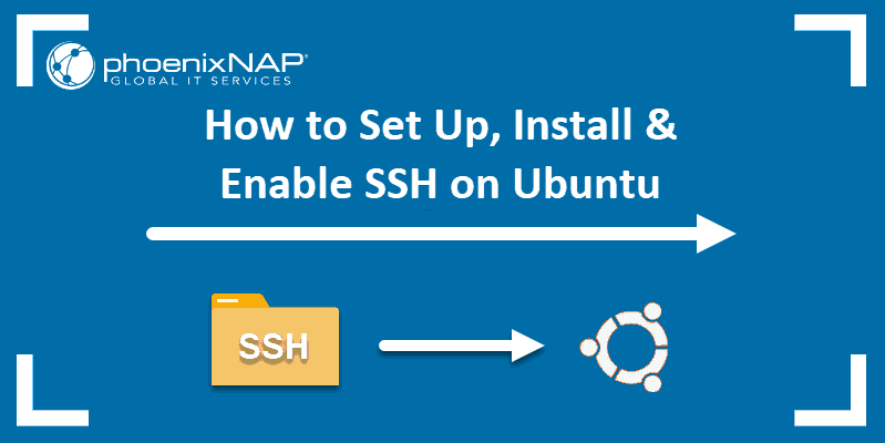 enable SSH on Ubuntu