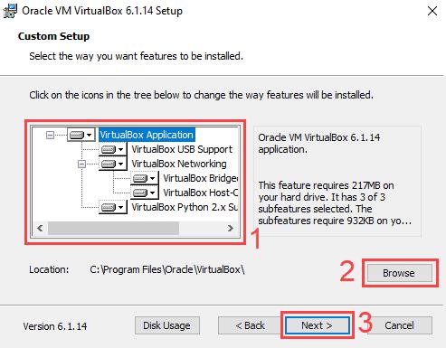 Configuring VM VirtualBox instalation required for Ansible instalation on Ubuntu virtual machine