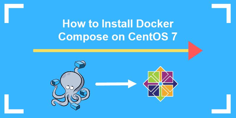 guide for centos install docker-compose