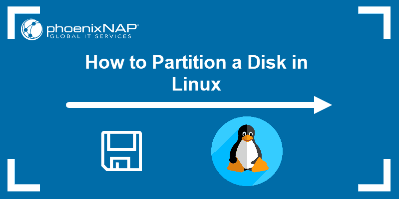 How to create a partition in Linux.