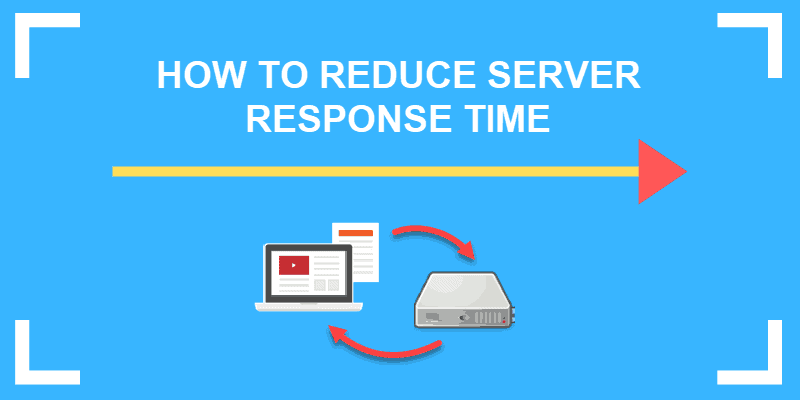 reducing the response time of a server
