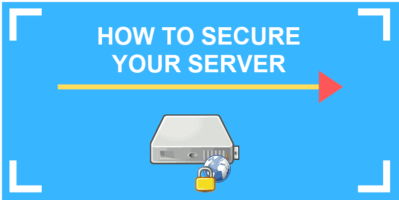 tips how to secure your server