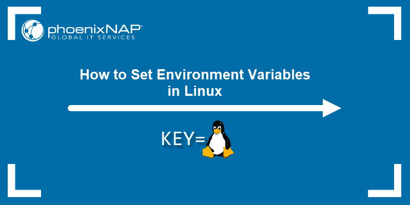 How to Set Environment Variables in Linux