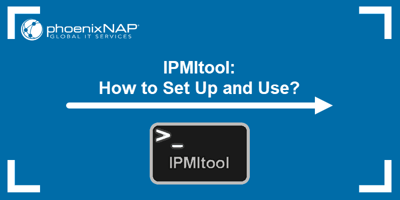IPMItool installation and commands cheat sheet