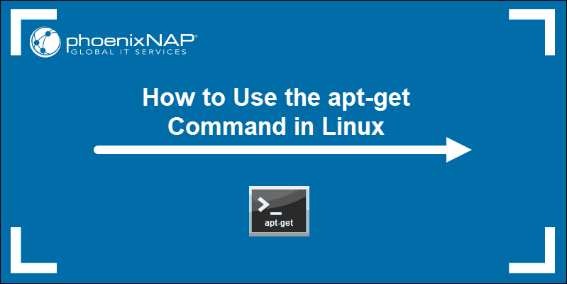 How to use the apt-get command in Linux tutorial.