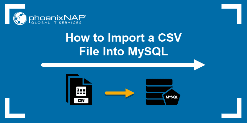 tutorial on how to import csv file in mysql using command line in Linux ubuntu